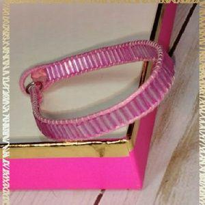 Other - • Tickle Her Pink Beaded Bracelet